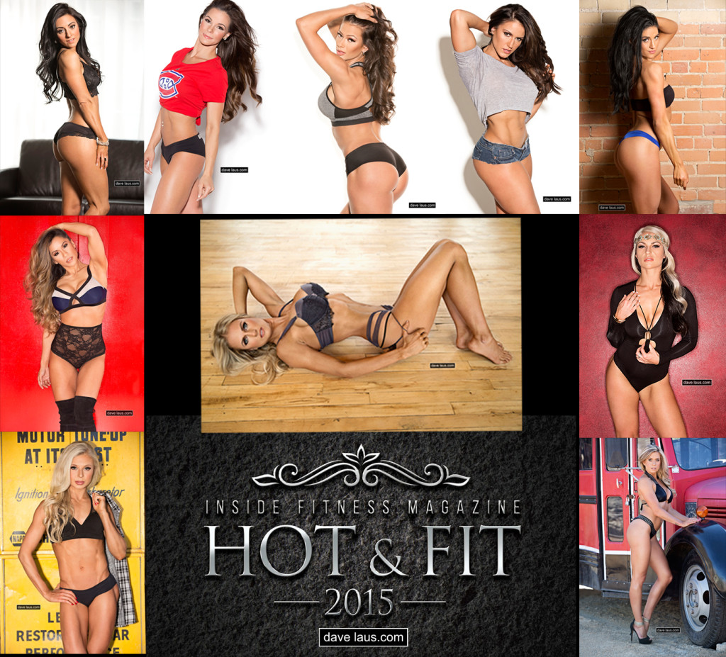 Hot and Fit 100 2015